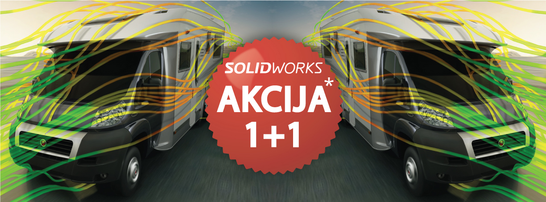 SOLIDWORKS 1+1 promo